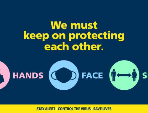 Corona Virus Update from the NHS