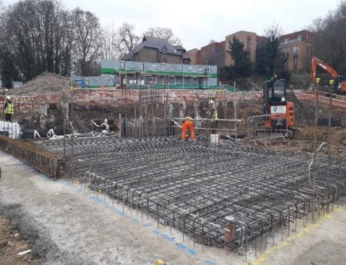 Development at Lion Green Road – Newsletter no. 7