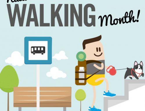 Walk This May – National Walking Month