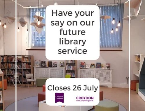 Phase 2 of Croydon Libraries' Consultation