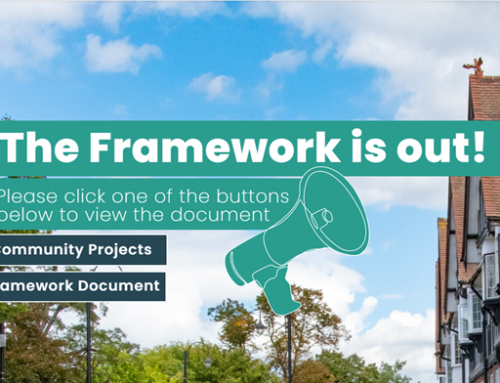 Purley Strategic Framework now published and open for comment